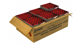 Cakeboxen REBELLIOUS ROCKER BOX
