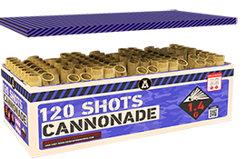 Cakeboxen Cannonade 120