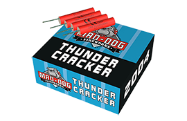 Mad dog Thunder Cracker