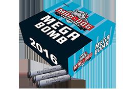 Knalvuurwerk Mega Bomp Cracker