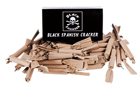 Knalvuurwerk Black Spanish Cracker