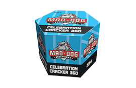 Mad dog Celebration Cracker 360