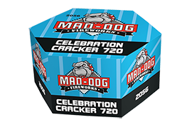 Mad dog Celebration Cracker 720