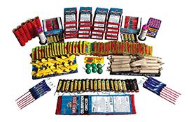 Pakketten Mega Knalpakket