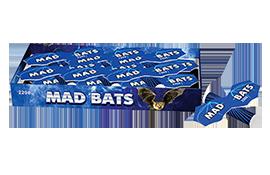 Grond en siervuurwerk Mad Bats
