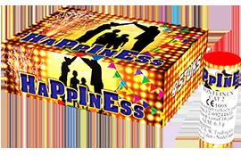 Grond en siervuurwerk Happiness