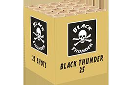Cakes Black Thunder 25