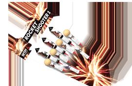 Nieuwe artikelen Rocket Topper 2