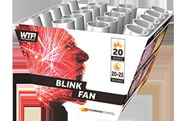 Vuurwerktoppers Blink Fan