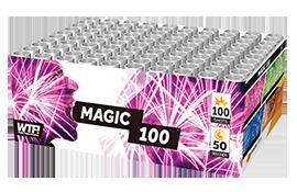 Vuurwerktoppers Magic 100