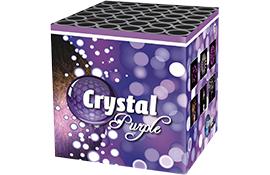 Cakes Purple Crystal