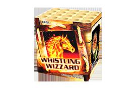 Grond en siervuurwerk Whistling Wizzard 3 HALEN = 1 BETALEN