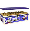 Cakeboxen Cannonade 120